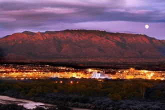 Serving Albuquerque